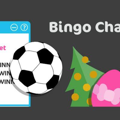 Online Bingo Chat Games & Bingo Bucks